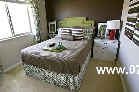小户型的卧室设计 居家温馨又体面(图)
