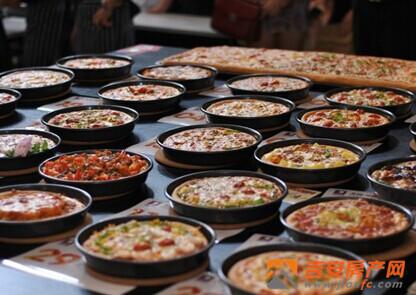 金鑫未来港 浓情披萨节来了图片
