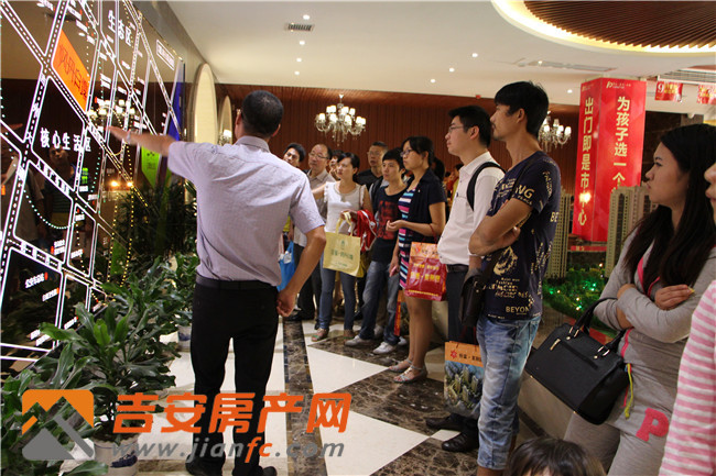 吉安房产网-枫丹白露项目