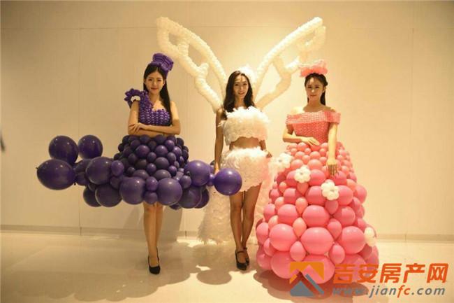 花式气球扎法分享展示图片