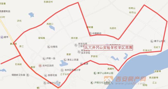 珠海市区划分图