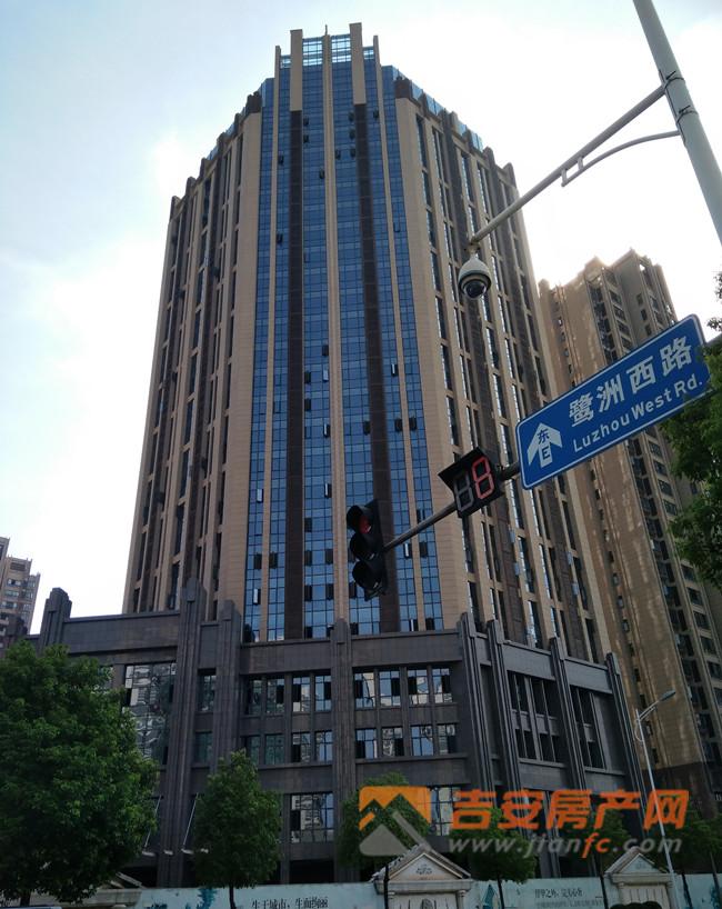 枫丹白露公寓实景-吉安房产网