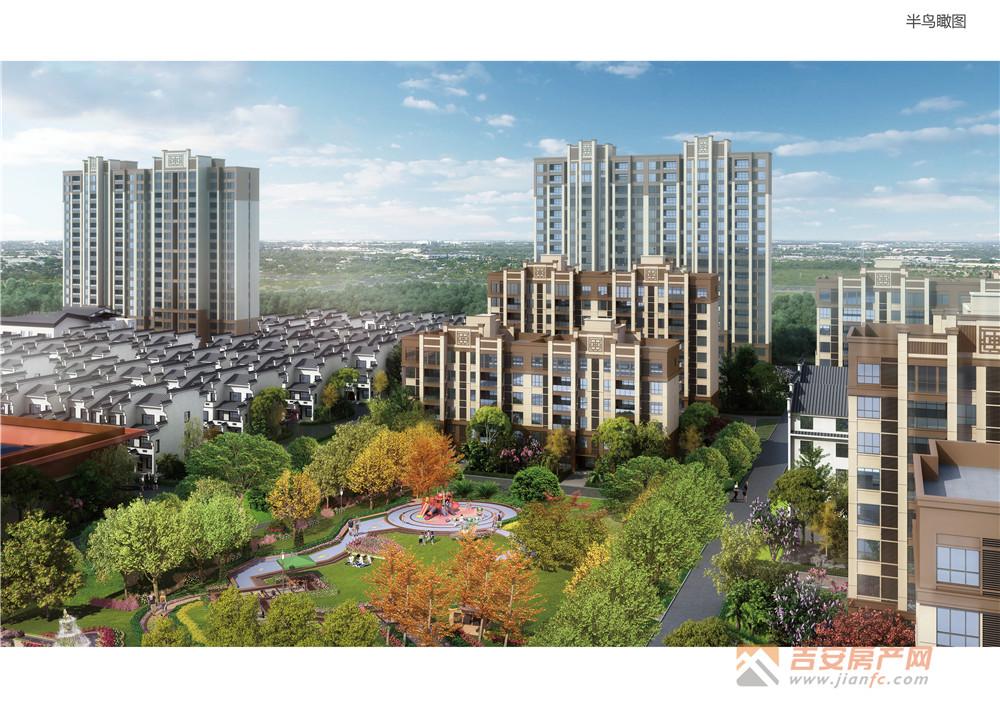 地块规划设计方案-吉安房产网