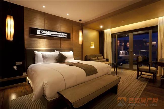 卧室效果图-吉安房产网