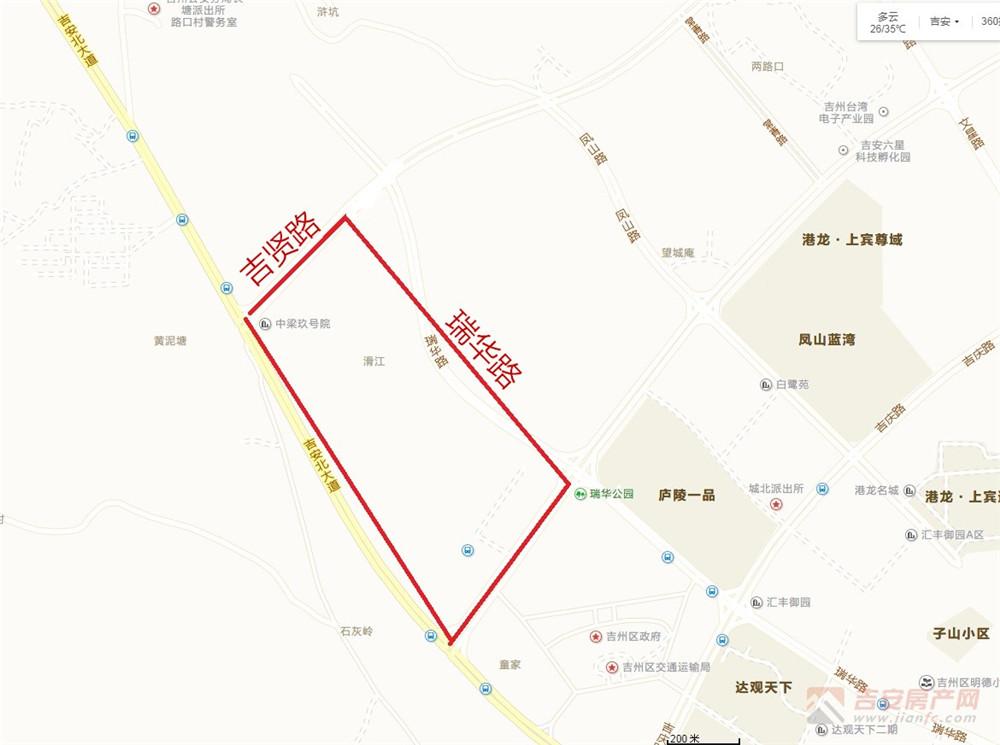 区位图-吉安房产网