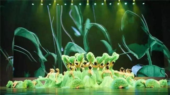 舞蹈表演效果图-吉安房产网