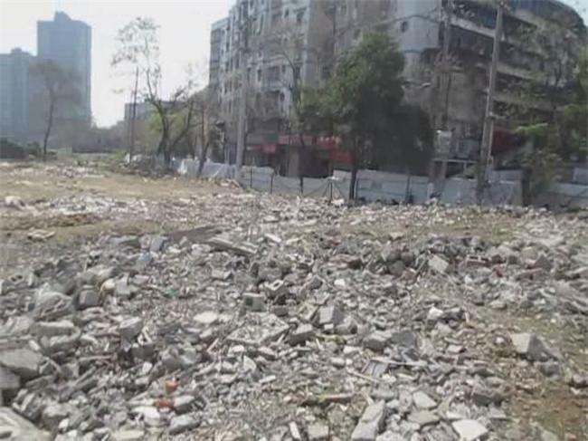 田侯路棚户区改造地块现场图-吉安房产网